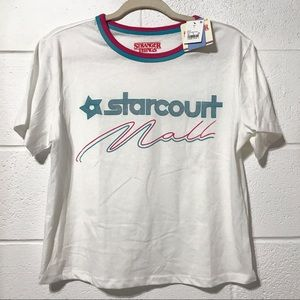 NWT STRANGER THINGS Graphic Tee